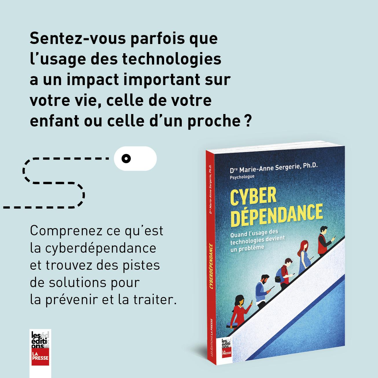 Comprenez ce qu'est la cyberdépendance et trouvez des pistes de solutions pour la prévenir et la traiter.